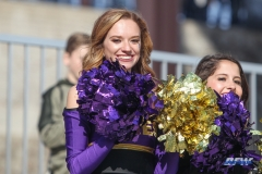 FRISCO, TX - JANUARY 6: James Madison Dukettes during the NCAA FCS Championship football game between North Dakota State and James Madison on January 6, 2018 at Toyota Stadium in Frisco, TX. (Photo by George Walker/DFWsportsonline)