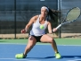 012817 UNT tennis vs Mich State