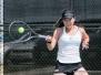 031917 UNT tennis vs Kansas