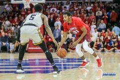 DALLAS, TX - NOVEMBER 10: Southern Methodist Mustangs guard Jimmy Whitt (31) during the men's basketball game between SMU and UMBC on November 10, 2017, at Moody Coliseum, in Dallas, TX. (Photo by George Walker/DFWsportsonline)