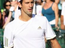 Novak Djokovic. File photo by George Walker