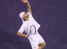 Andy Roddick. File photo by George Walker