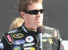 Carl Edwards. File photo by George Walker.