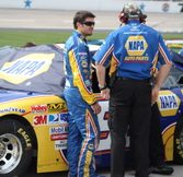 The No. 56 team is one of 4 teams penalized for actions at Texas Motor Speedway. Photo by George Walker