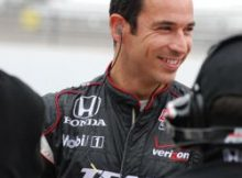 Helio Castroneves. Courtesy of IZOD IndyCar.