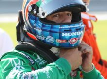 Tony Kanaan. File photo by George Walker.