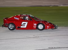 Zack King of Southlake, TX competes at Texas Motor Speedway. Photo by George Walker.