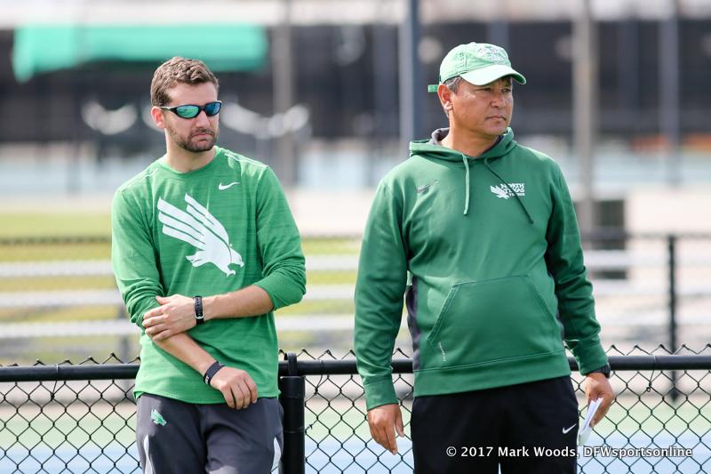 Strength Coach Zach Davoodi and Head Coach Sujay Lama
