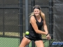 031718 UNT tennis vs Troy