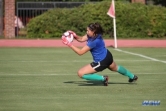 August 16, 2018: SMU Women's Soccer vs DePaul on August 16, 2018, at Wescott Field in Dallas, TX. (Photo by George Walker/DFWsportsonline)