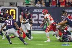 HOUSTON, TX - OCTOBER 08: Houston Texans defensive end J.J. Watt (99) during the game between the Houston Texans and Kansas City Chiefs on October 8, 2017, at NRG Stadium in Houston, TX. (Photo by George Walker/DFWsportsonline)