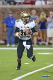 DALLAS, TX - NOVEMBER 04: UCF Knights quarterback McKenzie Milton (10) passes during the game between SMU and UCF on November 4, 2017, at Gerald J. Ford Stadium in Dallas, TX. (Photo by George Walker/Icon Sportswire)