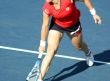 Kim Clijsters, 2009 US Open Champion. Photo by George Walker.
