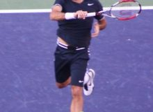 Roger Federer. File photo by George Walker