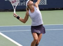 Maria Kirilenko. File photo by George Walker