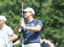 Jason Day at the 2010 Byron Nelson Championship. Photo by George Walker.