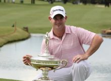 Rory Sabbatini is set to defend his title at the HP Byron Nelson Championship. Photo by George Walker.