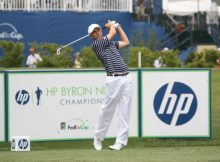 Jordan Spieth at the 2010 HP Byron Nelson Championship. Photo by George Walker