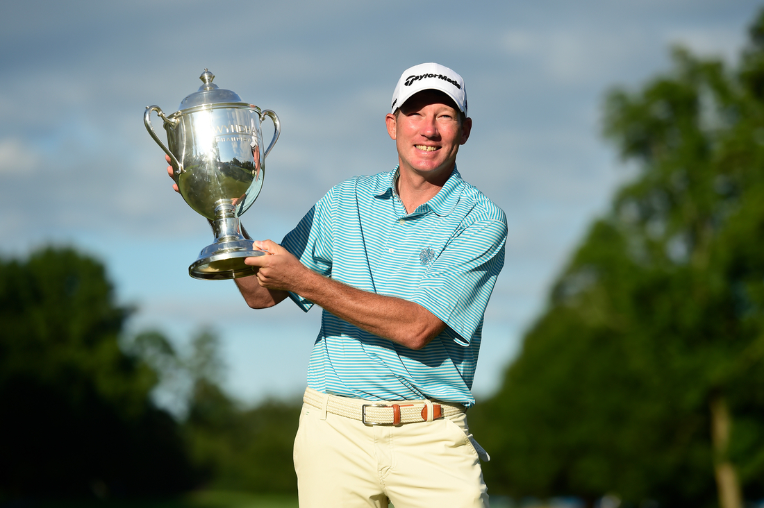 Jim Herman Wins the Wyndham Championship | DFWsportsonline